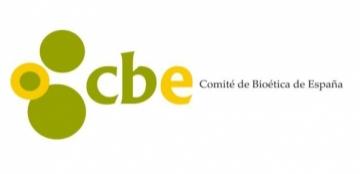 Logotipo del Comité de Bioética de España