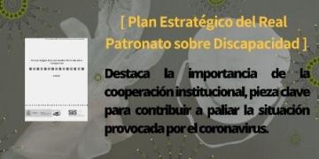 Imagen de portada del Plan Estratégico del Real Patronato