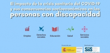 Banner con el título de la investigación e iconos ODS de los diferentes ámbitos que abarcará el estudio