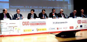 Foto del II Congreso Universidad y Discapacidad
