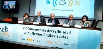 Foto del VII Congreso AMADIS 2014
