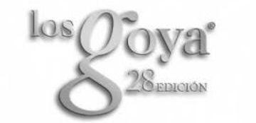 Cartel de la 28ª edición de los Premios Goya